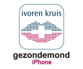 iPhone-app Ivoren Kruis